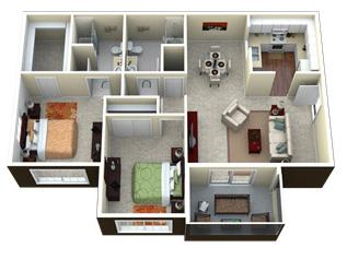 Floor Plan Bimini
