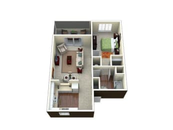 Floor Plan Top Sail