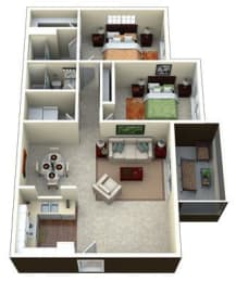 Floor Plan Winward