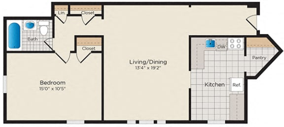 Floor Plan A09 - South