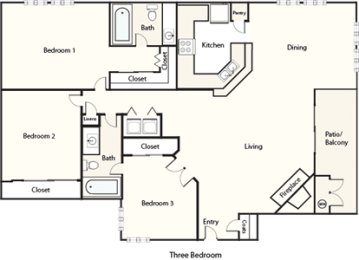 Floor Plan White Holland