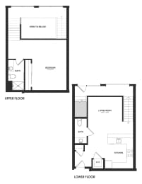 Floor Plan TH-3 Townhouse