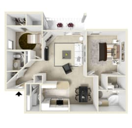 Floor Plan Natchez
