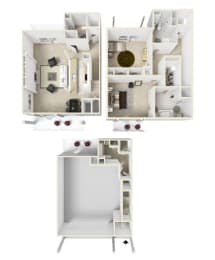 Floor Plan Pinnacle
