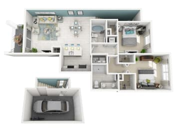 Floor Plan Excite, opens a dialog