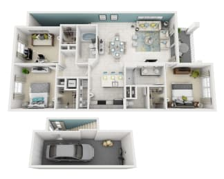 Floor Plan Radiant, opens a dialog