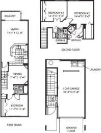 Floor Plan Bridgehampton