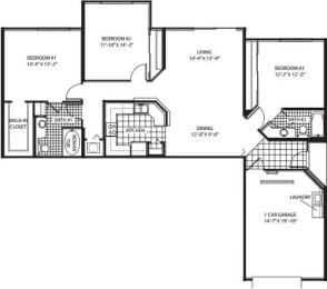 Floor Plan Leesburg