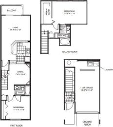 Floor Plan Santa Barbara