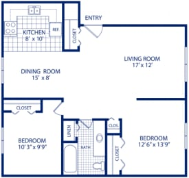 Floor Plan Dahlia