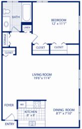 Floor Plan Gardenia