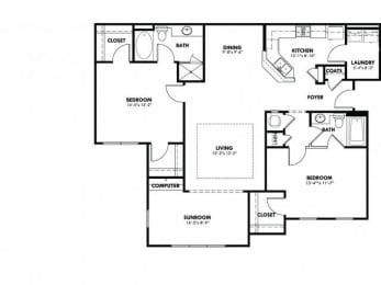 Floor Plan BSR