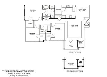 Floor Plan C1 - Everest