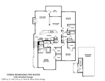 Floor Plan C2 - Matterhorn