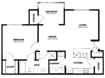 Floor Plan 1x1_940