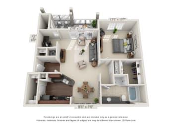 Floor Plan The Lookout Deck
