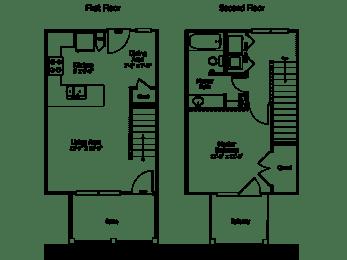 Floor Plan 3THA1, opens a dialog