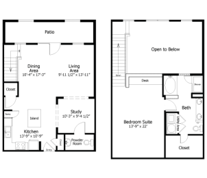 Floor Plan 4AL1, opens a dialog