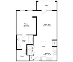 Floor Plan 3A4, opens a dialog