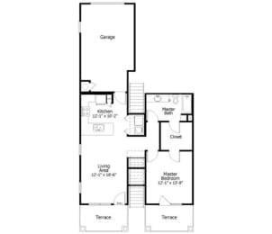 Floor Plan 3A6
