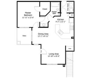 Floor Plan 3A7