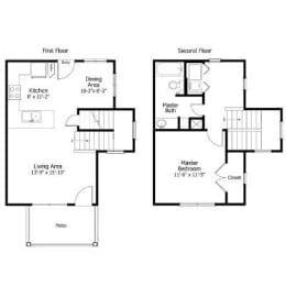 Floor Plan 3THA1.2, opens a dialog