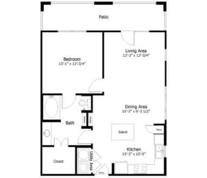 Floor Plan 4A3