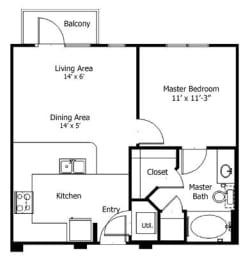 Floor Plan 5A2