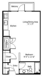 Floor Plan 5AFT