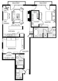 Floor Plan A5-1, opens a dialog