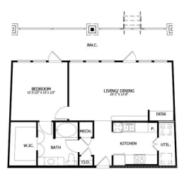 Floor Plan A6, opens a dialog