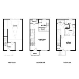 Floor Plan THA8.G