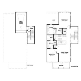 Floor Plan THB4.G