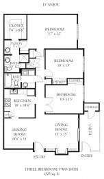Floor Plan Danjou