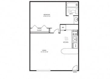 Floor Plan Rio Rojo