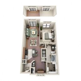 kensington apartments on richmond ave, opens a dialog