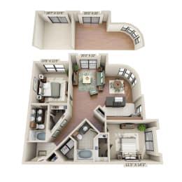 knightsbridge apartments on richmond ave, opens a dialog