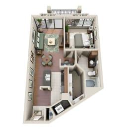 regent apartments on richmond ave, opens a dialog