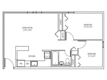 Floor Plan BIG BEN