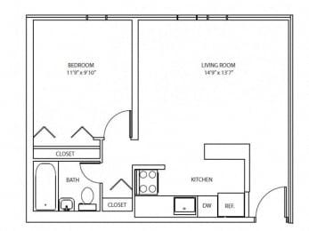 Floor Plan EMPIRE