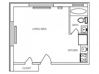 Floor Plan SCARLET BIRD