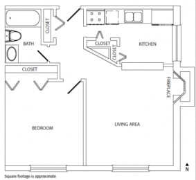 Floor Plan Buckley