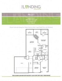 millet round rock luxury apartments