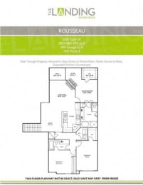 rousseau round rock luxury apartments