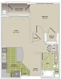 Floor Plan ELDORADO