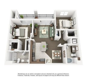 Floor Plan INYO
