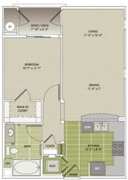 Floor Plan STANISLAUS