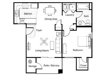 Floor Plan Molise