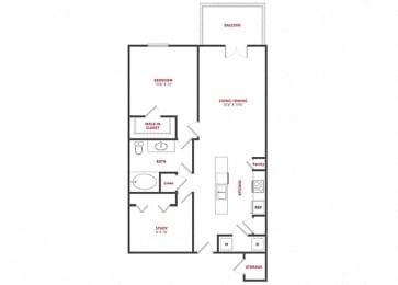 Floor Plan Rosedown