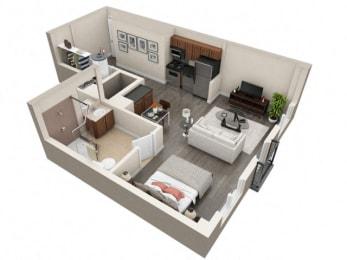 Floor Plan Stu A